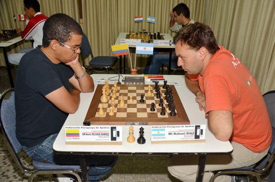 Neuris Delgado vs. Nahuel Díaz