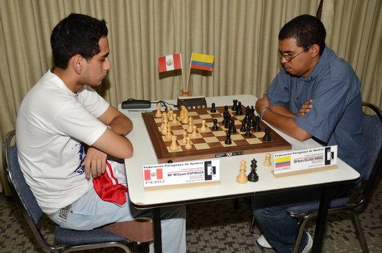 Willyam Espinoza vs. Neuris Delgado