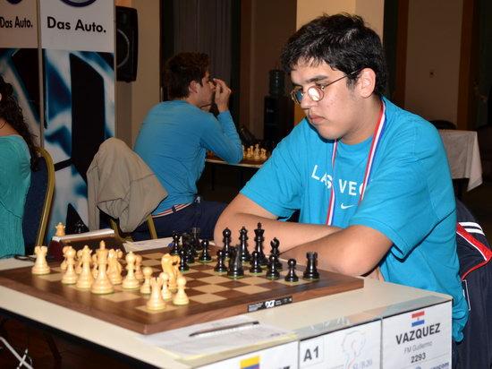MF Guillermo Vázquez