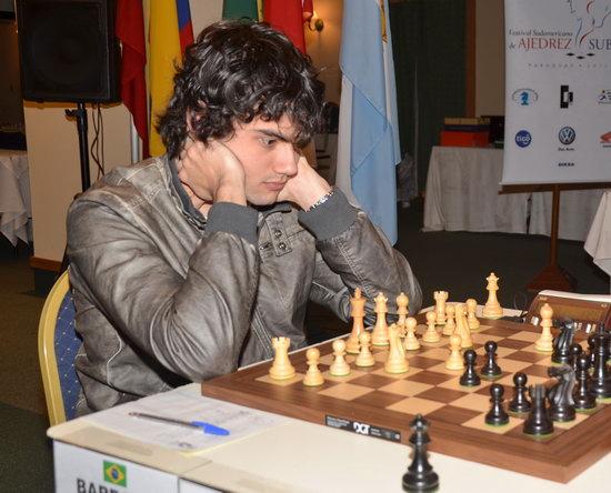 Evandro Amorim Barbosa